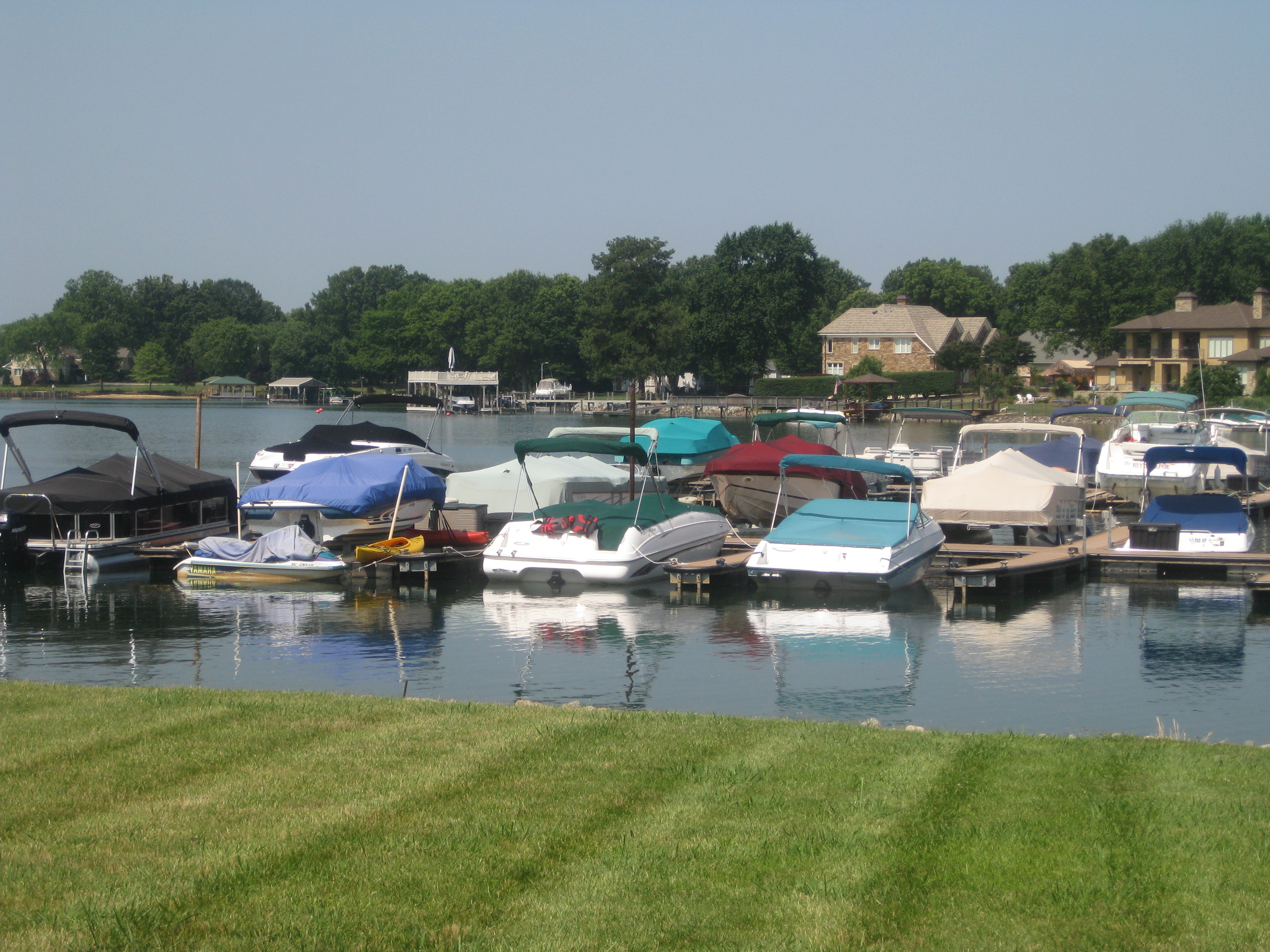 Lake norman casino boat