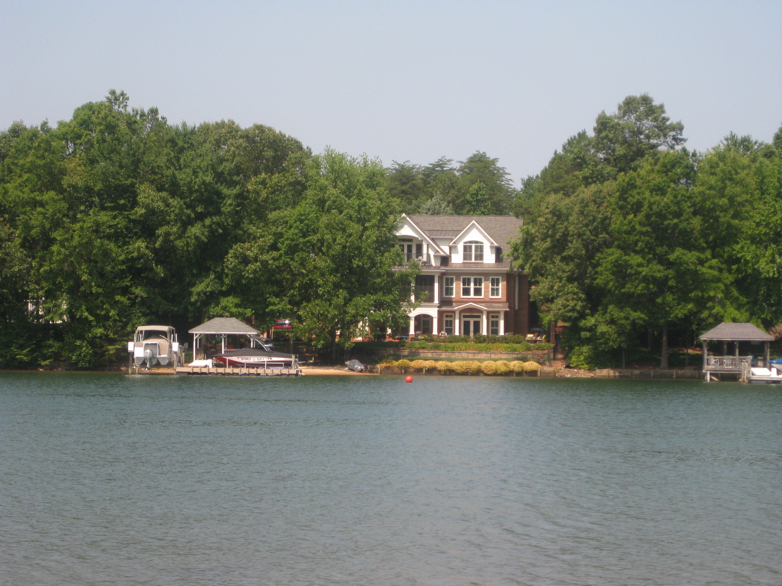 Lake Norman in North Carolina