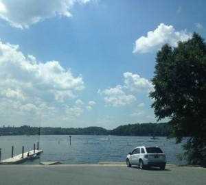 Lake Norman in North Carolina