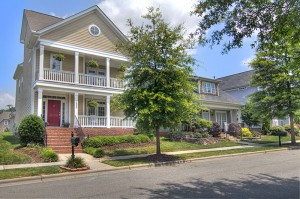 Monteith Park Huntersville NC 28078_ Saussy Burbank home in Huntersville NC
