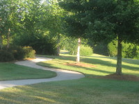 Greenways in Huntersville NC
