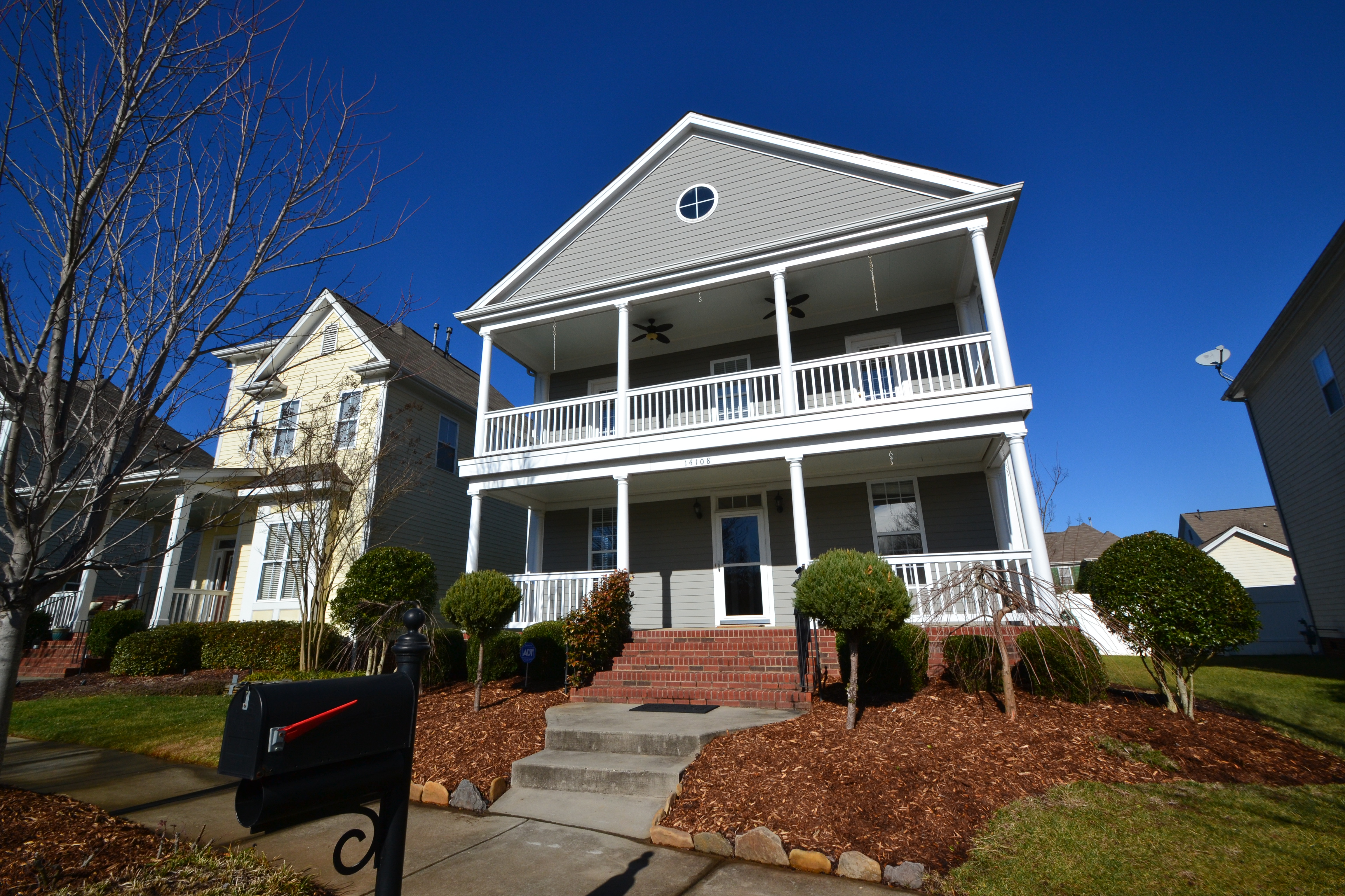 beautiful charleston style home for sale in huntersville