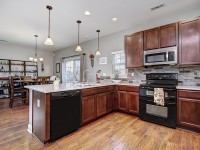 Beautiful Homes in Huntersville