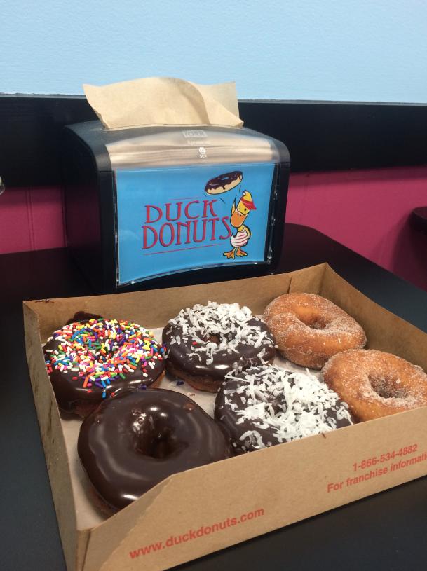 Duck Donuts Huntersville