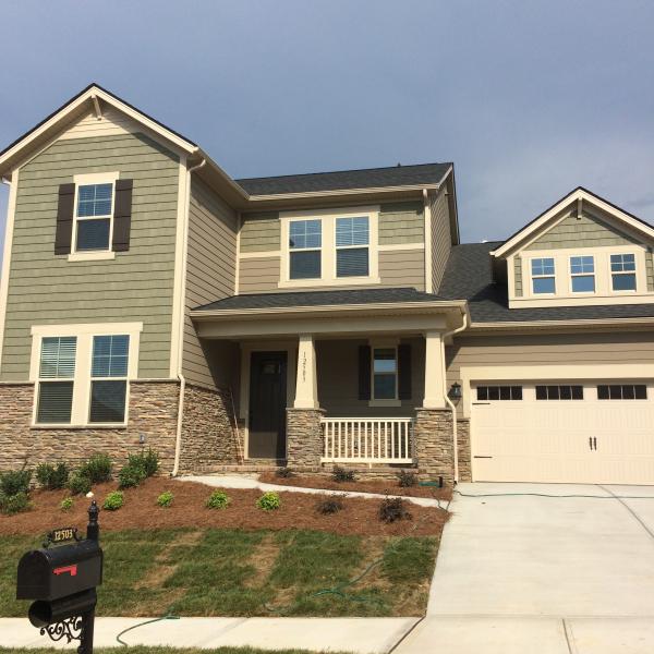Popular new construction subdivisions in Huntersville